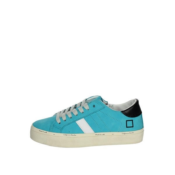 D.a.t.e. Shoes Sneakers Sky-blue J301