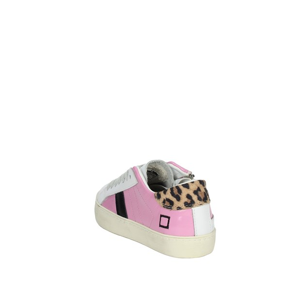 D.a.t.e. Shoes Sneakers White/Pink J301