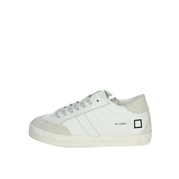 D.a.t.e. Shoes Sneakers White J311