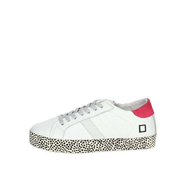 D.a.t.e. Shoes Sneakers White J281