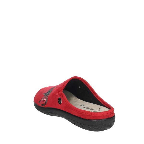 Sanycom Shoes Clogs Red 1225