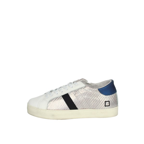 D.a.t.e. Shoes Sneakers White/Grey J281