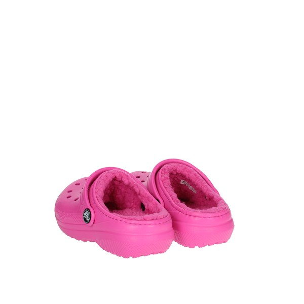 Crocs Shoes Clogs Fuchsia 203506
