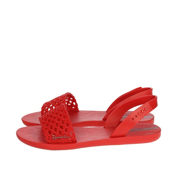 Ipanema Shoes Sandal Red 82855