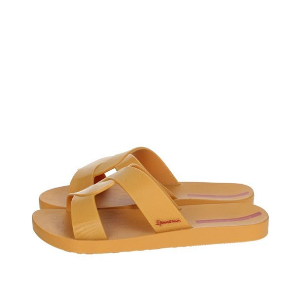 Ipanema Shoes Clogs Mustard 26370