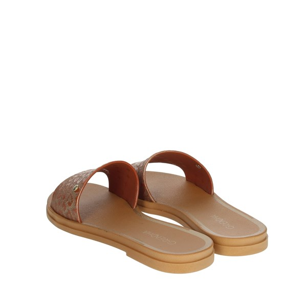 Grendha Shoes Clogs Brown 17895