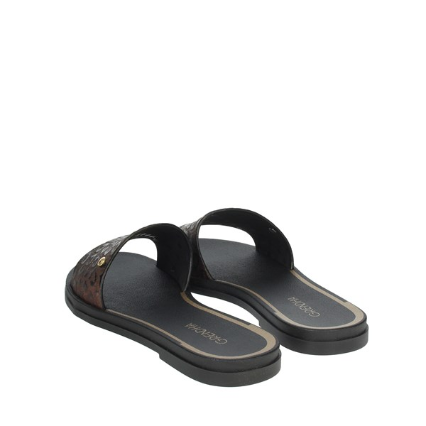 Grendha Shoes Clogs Black 17895