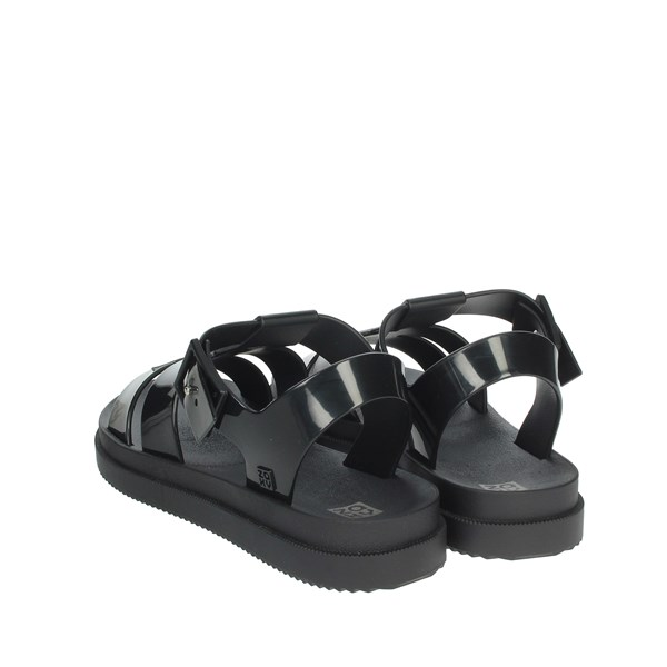 Zaxy Shoes Sandal Black 17811