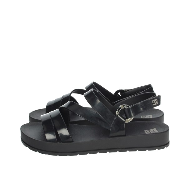 Zaxy Shoes Sandal Black 17974