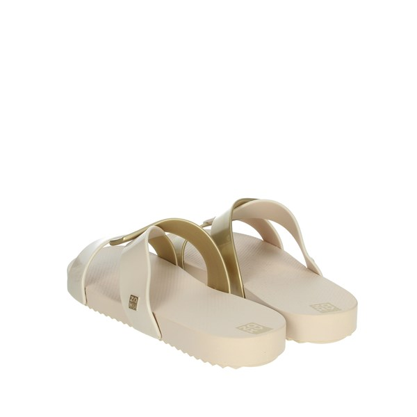 Zaxy Shoes Clogs Beige 17830