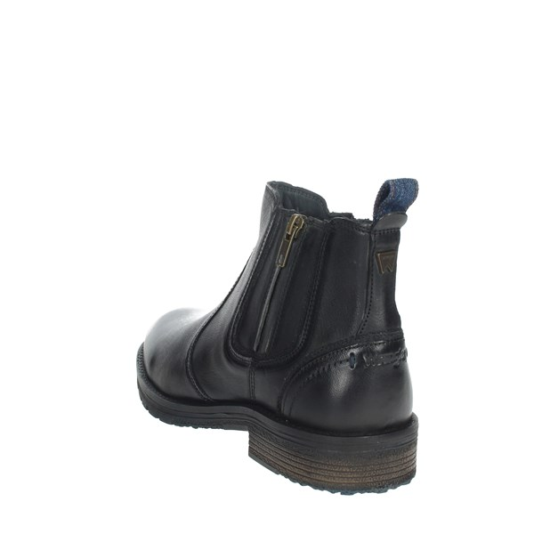 Wrangler Shoes Ankle Boots Black WM02004A
