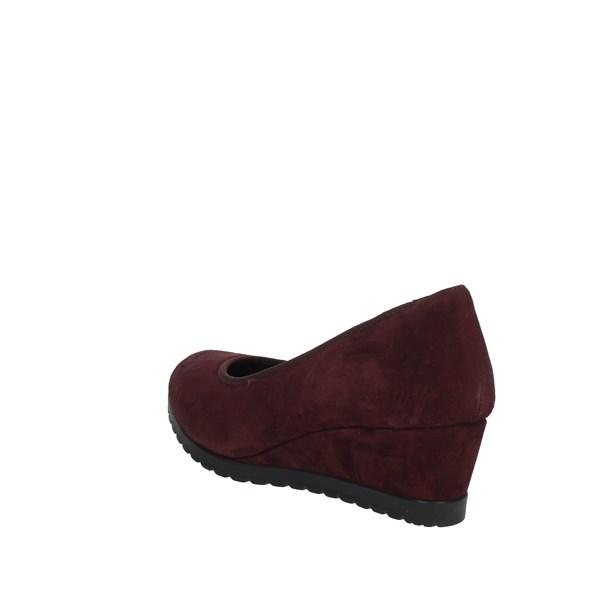 Riposella Shoes Pumps Burgundy IC-97