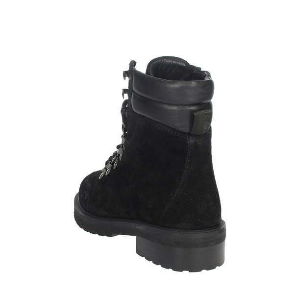 Riposella Shoes Boots Black IC-79