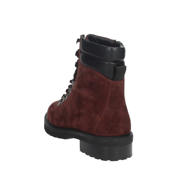 Riposella Shoes Boots Wine-colored IC-78