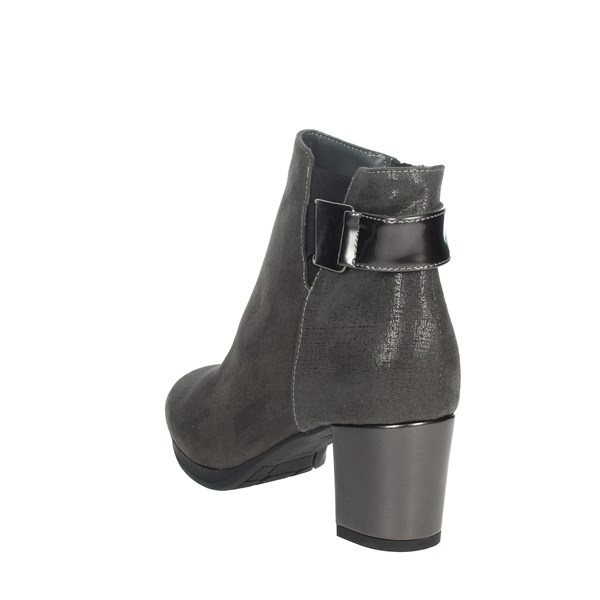 Riposella Shoes Ankle Boots Grey IC-142