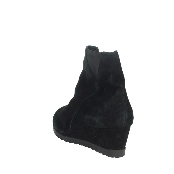 Riposella Shoes Ankle Boots Black IC-147