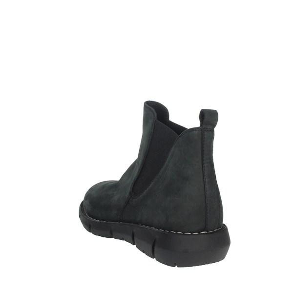 Riposella Shoes Ankle Boots Black IC-148