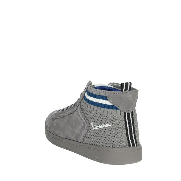 Vespa Shoes Sneakers Grey V00039-312-95