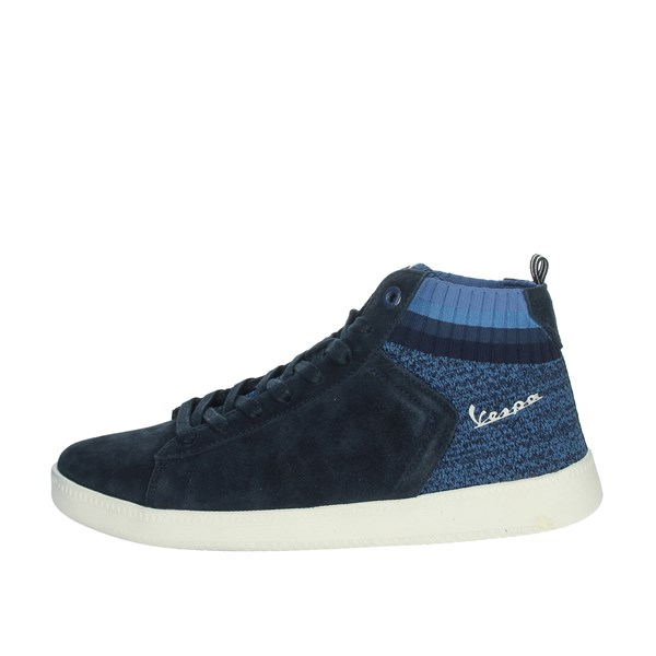 Vespa Shoes Sneakers Blue V00039-312-69