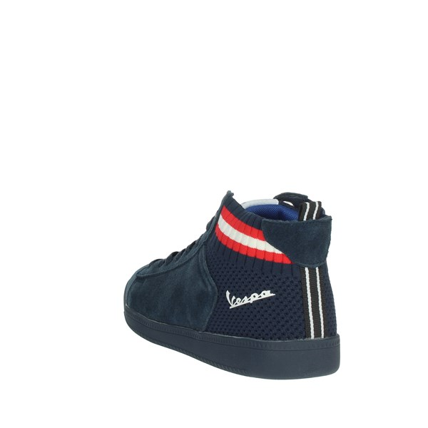 Vespa Shoes Sneakers Blue V00039-312-71
