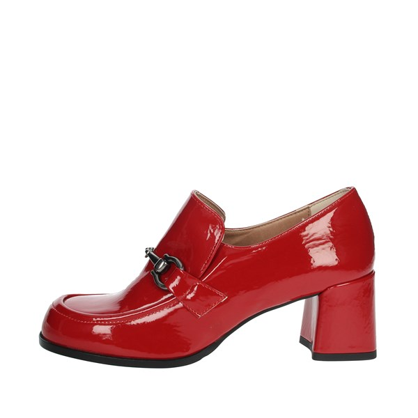 Pregunta Shoes Pumps Red IC3502NK