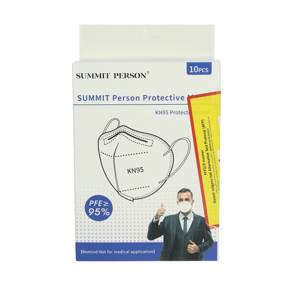Summit Person Accessories Masks White M9502
