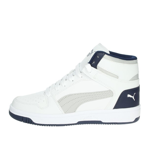 Puma Shoes Sneakers White/Blue 370486
