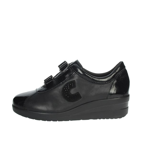 Cinzia Soft Shoes Sneakers Black IV13899
