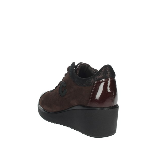 Cinzia Soft Shoes Sneakers Brown IV13895-SPS