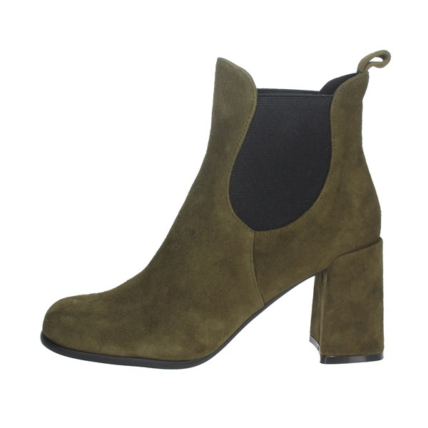 Pregunta Shoes Ankle Boots Dark Green PFC9170