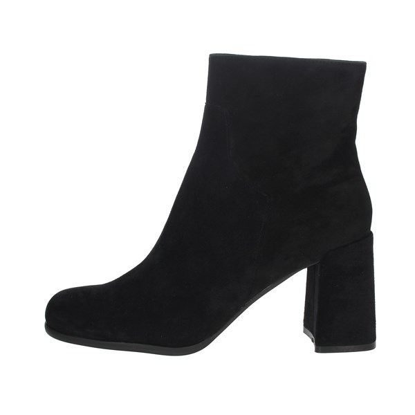 Pregunta Shoes Ankle Boots Black PFC9490