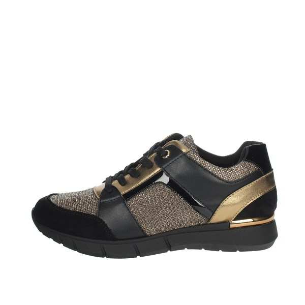 Cinzia Soft Shoes Sneakers Black/Gold MH619765