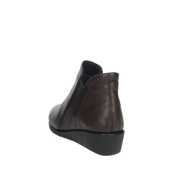 Cinzia Soft Shoes Ankle Boots Brown IV9849-NS