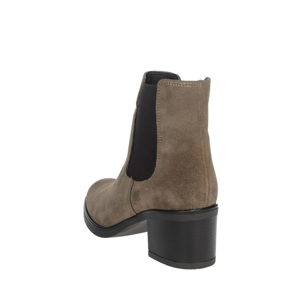 Cinzia Soft Shoes Ankle Boots Brown Taupe IAL26578LM