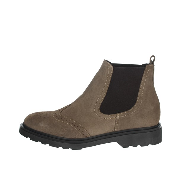 Cinzia Soft Shoes Ankle Boots Brown Taupe IAL24765LM