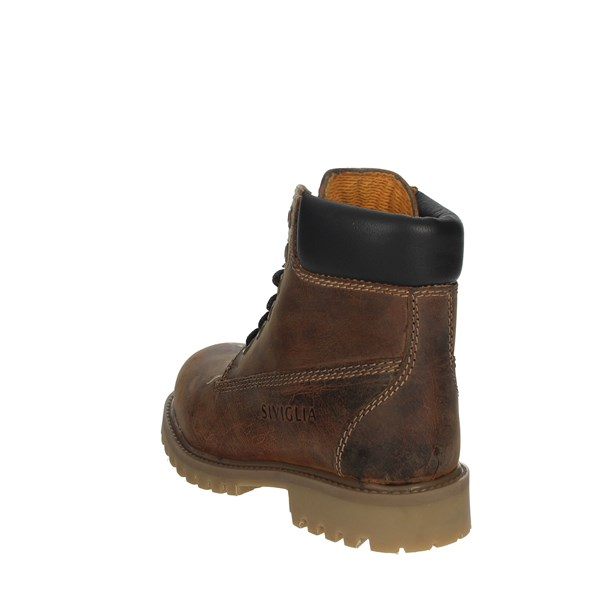 Siviglia Shoes Boots Brown SHS001