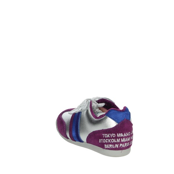 Serafini Shoes Sneakers Purple 064JR