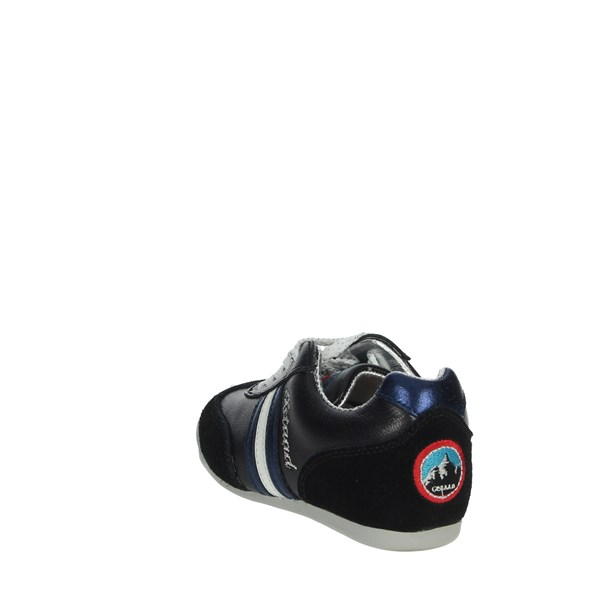 Serafini Shoes Sneakers Black 052JR