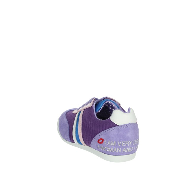 Serafini Shoes Sneakers Lilac 134