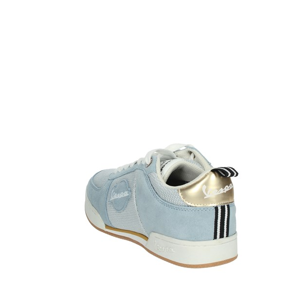 Vespa Shoes Sneakers Sky-blue V000040-312-74