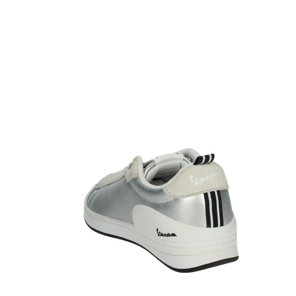 Vespa Shoes Sneakers Silver V00005-403-02