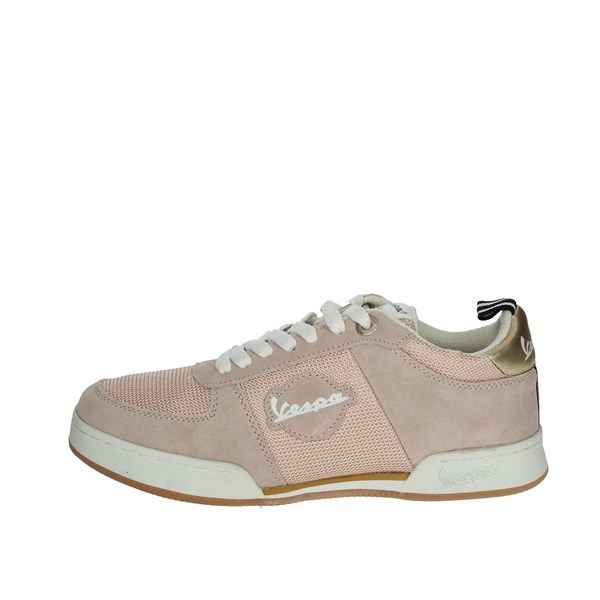 Vespa Shoes Sneakers Light dusty pink V00040-312-54