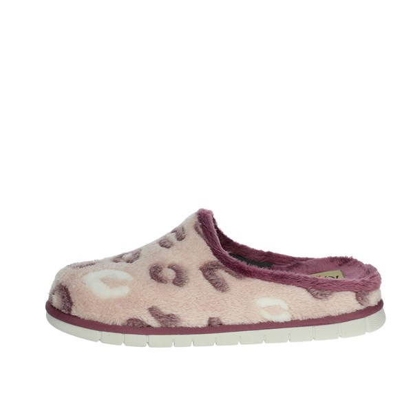 Riposella Shoes Clogs Rose P-348