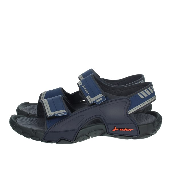 Rider Shoes Sandal Blue 82816