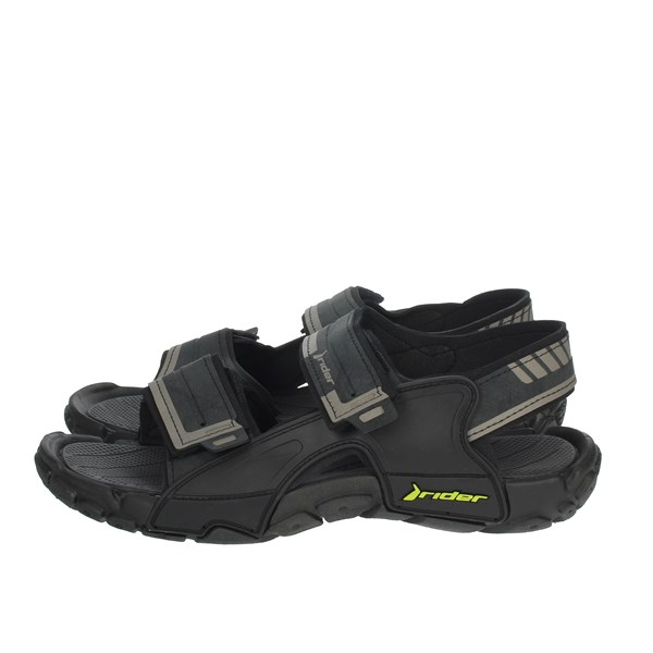 Rider Shoes Sandal Black 82816