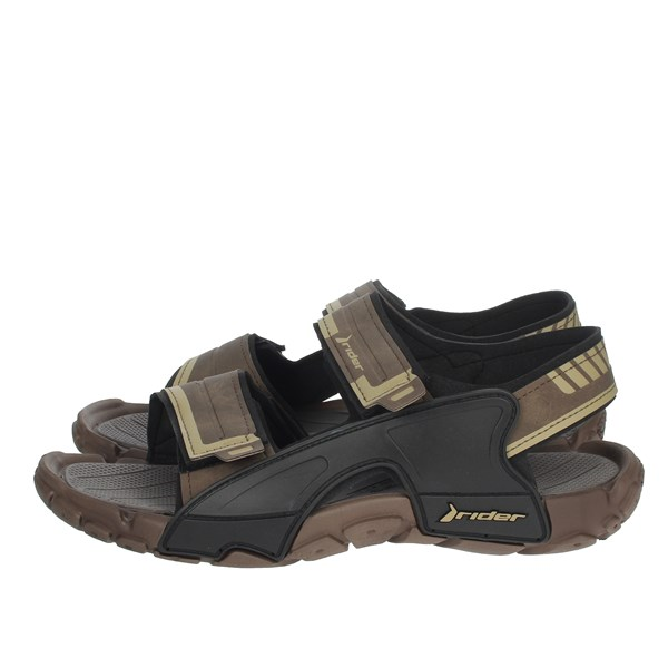 Rider Shoes Sandal Brown 82816