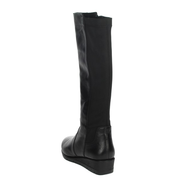 Riposella Shoes Boots Black 00S