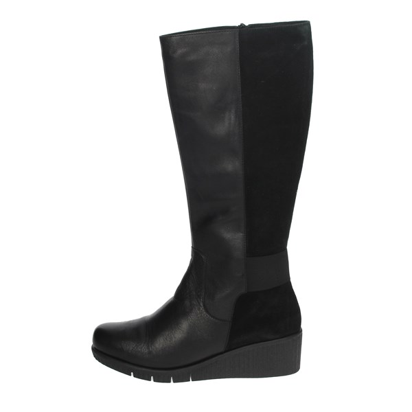 Riposella Shoes Boots Black 00L
