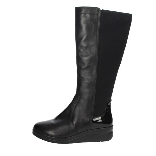 Riposella Shoes Boots Black 00N