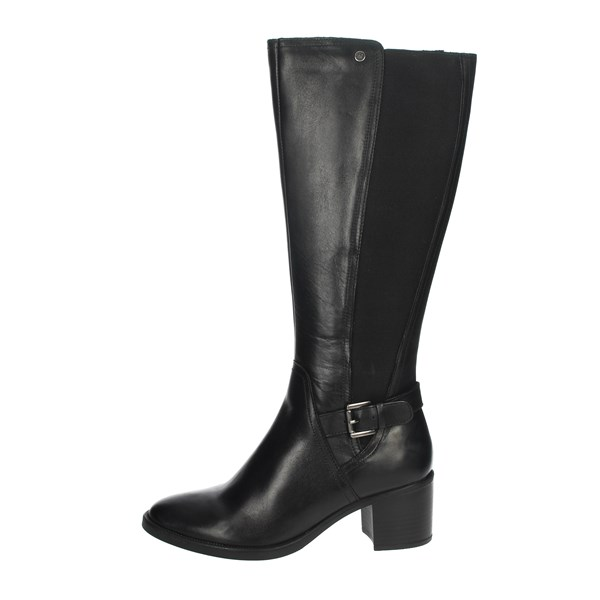 Riposella Shoes Boots Black 00G